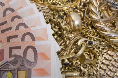 Altgold ist Bargeld